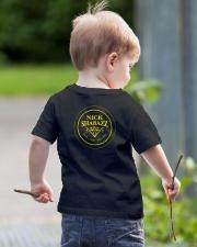 I am The Gem Hunter Youth T-Shirt lifestyle-youth-tshirt-back-1