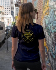 I am The Gem Hunter Ladies T-Shirt lifestyle-women-crewneck-back-2
