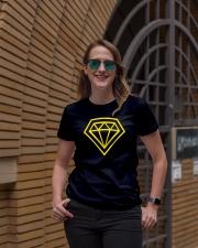 I am The Gem Hunter Ladies T-Shirt lifestyle-women-crewneck-front-2