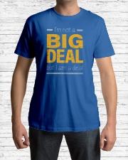Big Deal Classic T-Shirt lifestyle-mens-crewneck-front-1