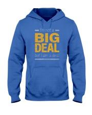 Big Deal Hooded Sweatshirt front