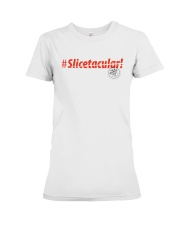 Slicetacular Premium Fit Ladies Tee thumbnail