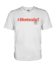 Slicetacular V-Neck T-Shirt thumbnail