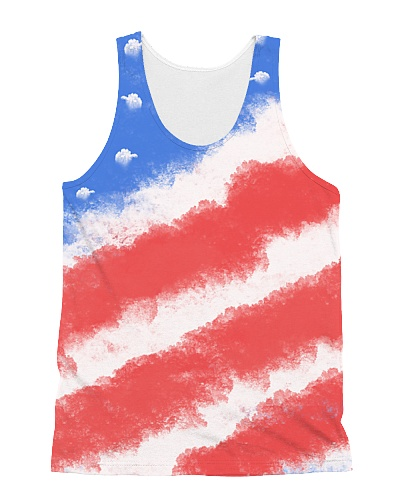 USA Full Print United States Flag
