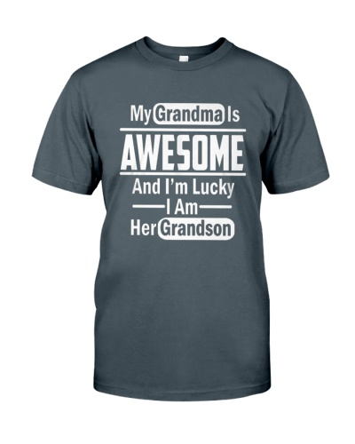 Gifts For Grandson From Grandma