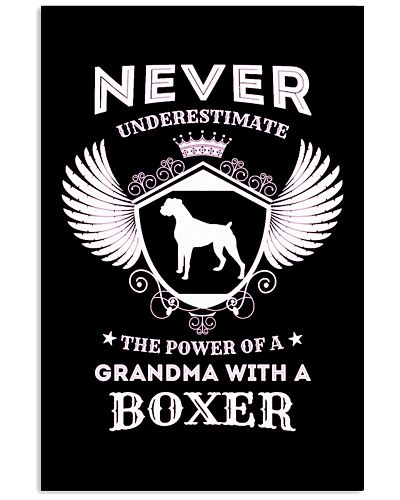 Grandma With a Boxer