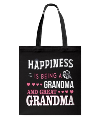 Happiness Grandma and Great Grandma