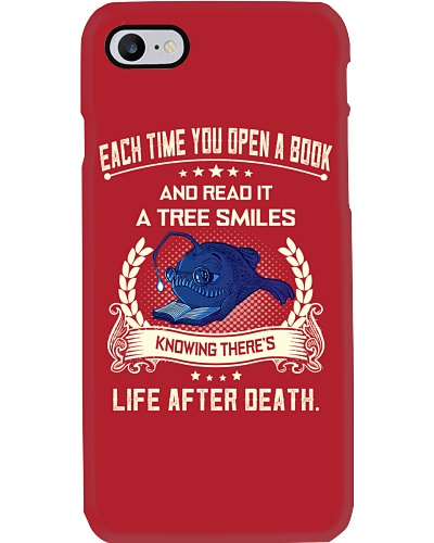 FISH - EACH TIME YOU OPEN A BOOK