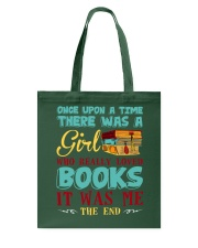 THERE WAS A GIRL 2 Tote Bag thumbnail