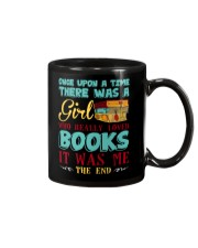 THERE WAS A GIRL 2 Mug front
