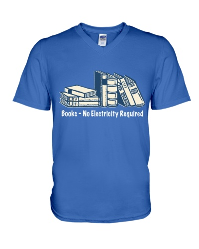 Books - No Electricity Required