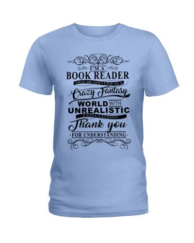 I'M A BOOK READER