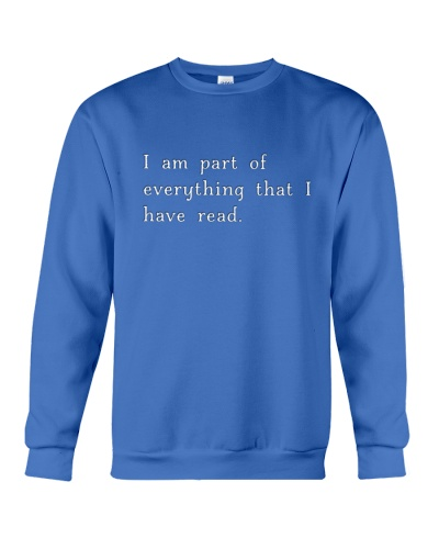 I AM PART OF EVERYTHING