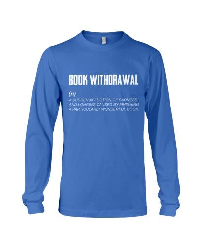 BOOK WITHDRAWAL