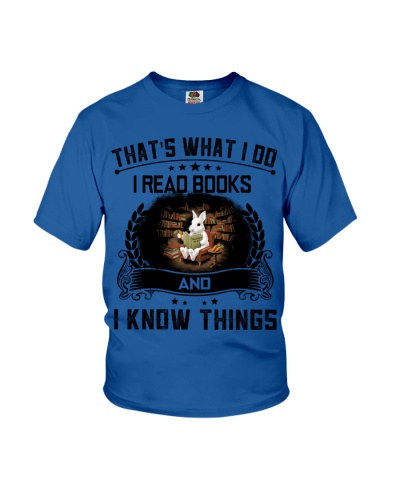 RABBIT - I READ BOOKS AND I KNOW THINGS V3