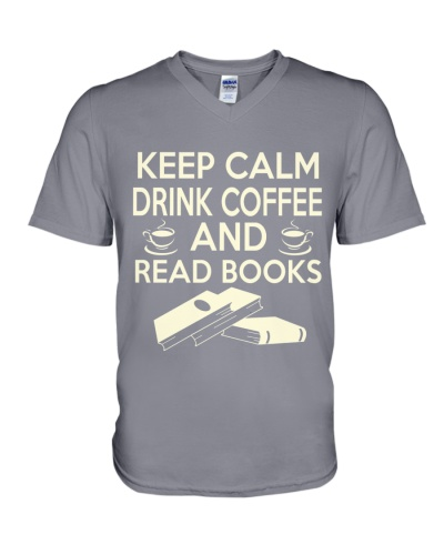 DRINK COFFEE AND READ BOOKS 2