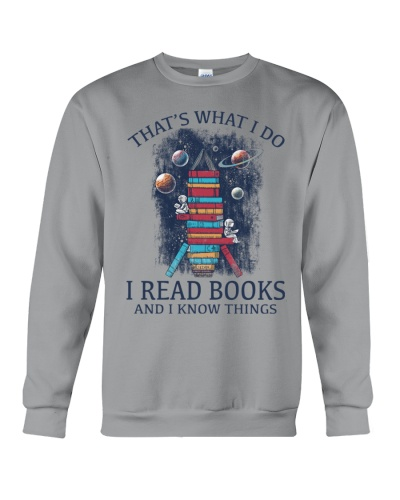 I READ BOOKS AND I KNOW THINGS V5