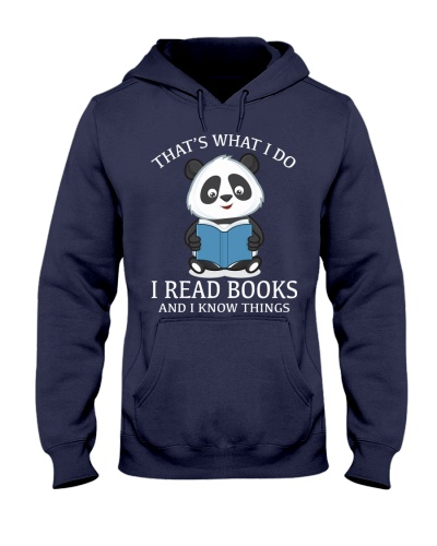 Panda - I Read Books And I Know Things 2