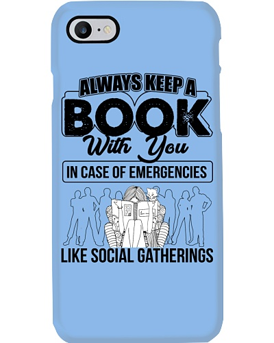 ALWAYS KEEP A BOOK WITH YOU