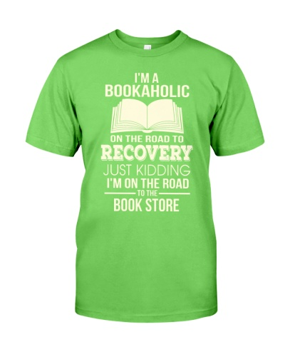 I Am A Bookaholic 2
