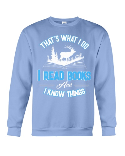 I Read Books and I Know Things V2