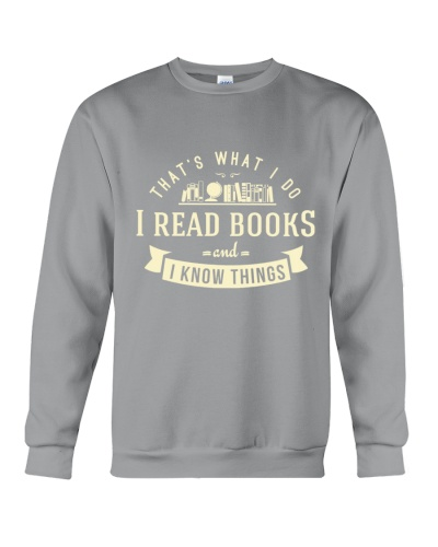 I READ AND I KNOW THINGS 11