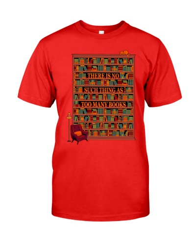 TOO MANY BOOKS 2