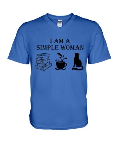 I AM SIMPLE WOMAN