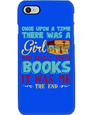 THERE WAS A GIRL Phone Case i-phone-7-case