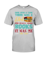 THERE WAS A GIRL Classic T-Shirt front