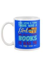 THERE WAS A GIRL Mug back