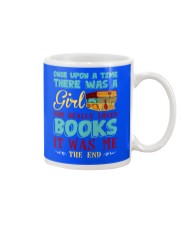 THERE WAS A GIRL Mug front