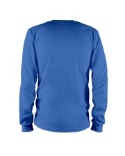 My Weekend Is All Booked Long Sleeve Tee back