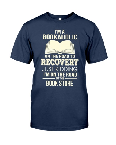 I Am A Bookaholic