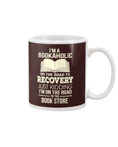 I Am A Bookaholic