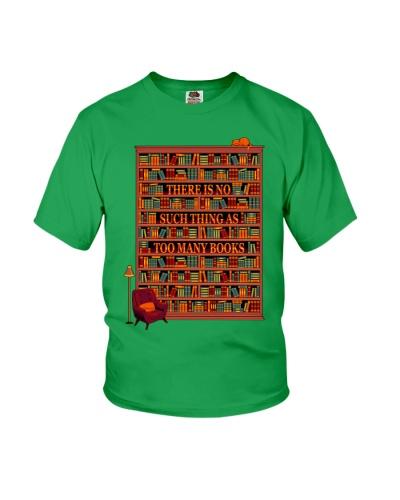 TOO MANY BOOKS 3