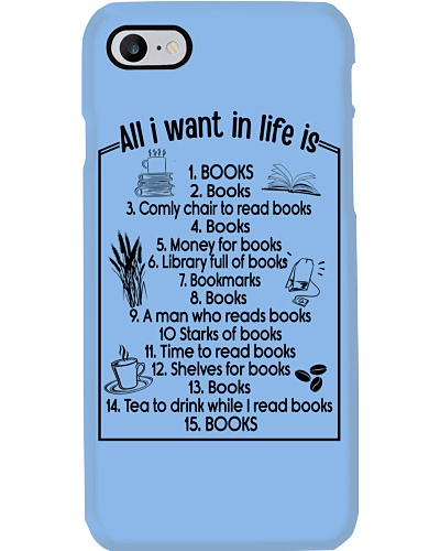 ALL I WANT IN LIFE IS BOOKS