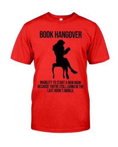 BOOK HANGOVER