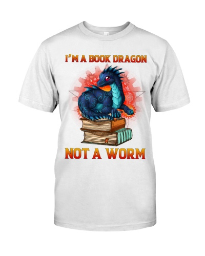 I AM A BOOK DRAGON