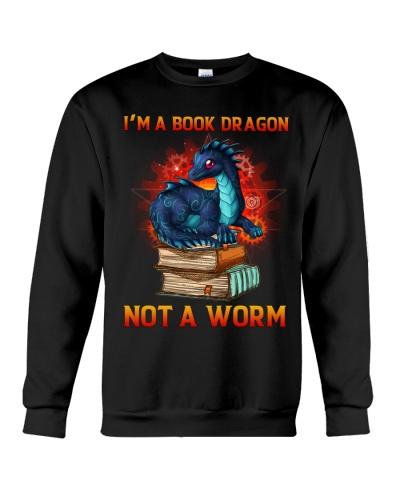 I AM A BOOK DRAGON