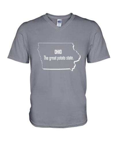 OHIO The great potato state