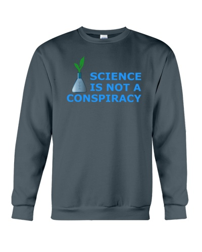 Science Is Not A Conspiracy