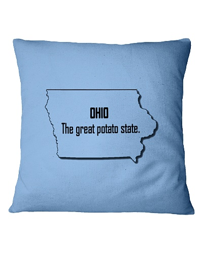OHIO The great potato state