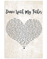 Luther Vandross - Dance With My Father 11x17 Poster front