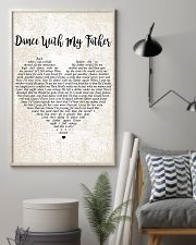 Luther Vandross - Dance With My Father 11x17 Poster lifestyle-poster-1