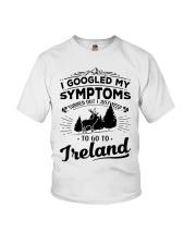 I Googled My Symptoms - To Go To Ireland Youth T-Shirt thumbnail