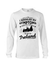 I Googled My Symptoms - To Go To Ireland Long Sleeve Tee thumbnail