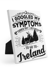 I Googled My Symptoms - To Go To Ireland 8x10 Easel-Back Gallery Wrapped Canvas thumbnail