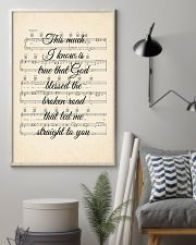 Rascal Flatts - Bless The Broken Road 11x17 Poster lifestyle-poster-1