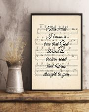 Rascal Flatts - Bless The Broken Road 11x17 Poster lifestyle-poster-3